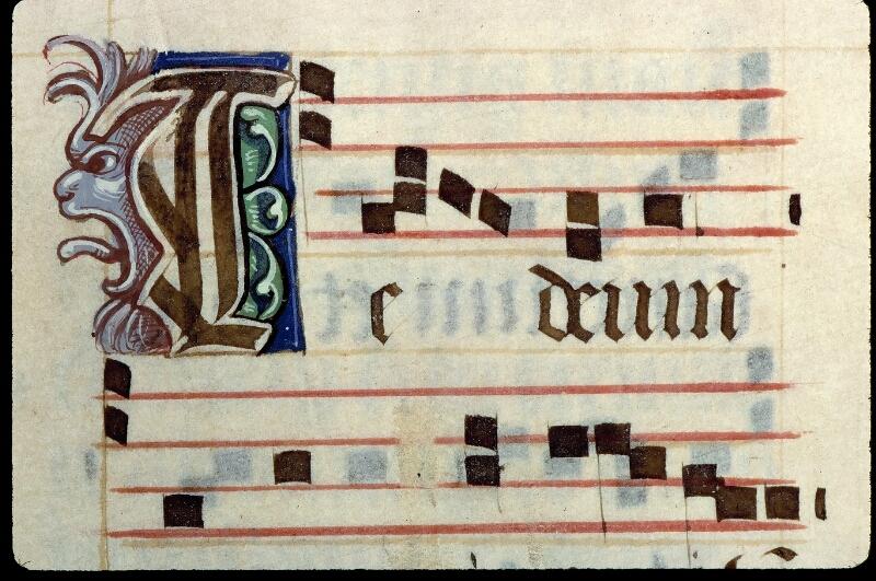 Angers, Cathédrale, ms. non coté [1], f. 042v - vue 2