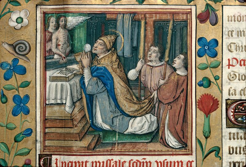 Auxerre, Bibl. mun., ms. 0052, f. 001 - vue 2