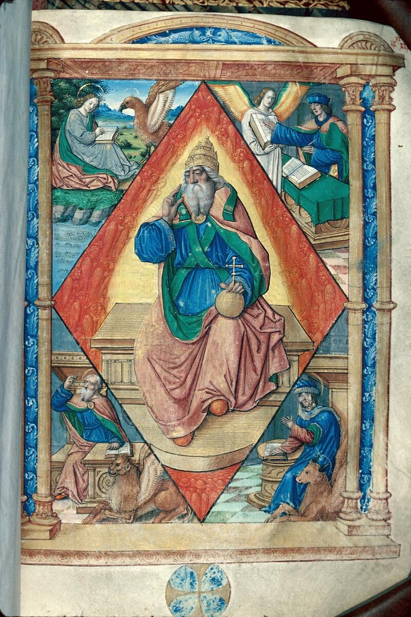 Auxerre, Bibl. mun., ms. 0052, f. 199