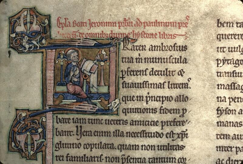 Avranches, Bibl. mun., ms. 0002, f. 001 - vue 2