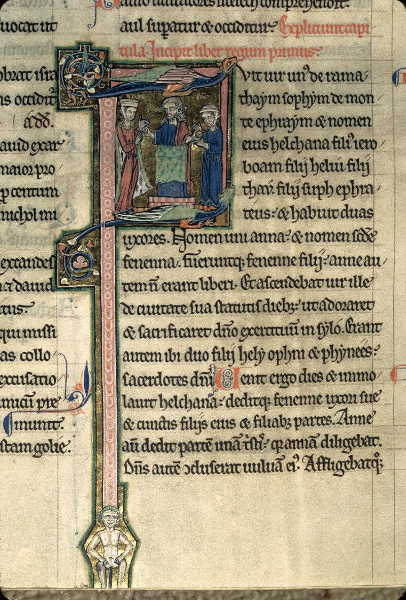 Avranches, Bibl. mun., ms. 0002, f. 127v - vue 1