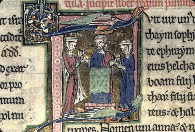 Avranches, Bibl. mun., ms. 0002, f. 127v - vue 2