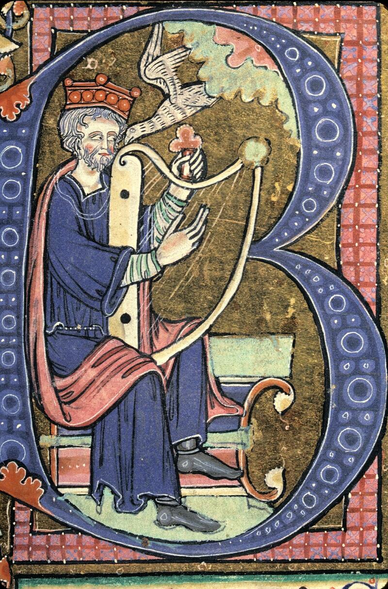 Avranches, Bibl. mun., ms. 0003, f. 003 - vue 2