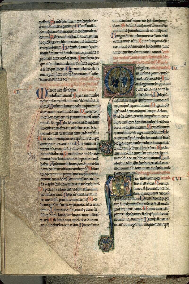 Avranches, Bibl. mun., ms. 0003, f. 012v - vue 1