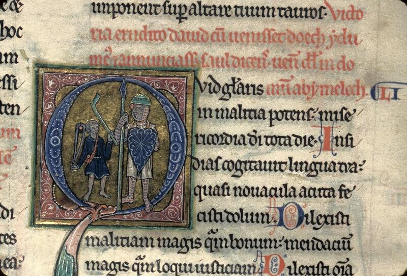 Avranches, Bibl. mun., ms. 0003, f. 012v - vue 2