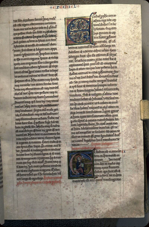 Avranches, Bibl. mun., ms. 0003, f. 141 - vue 1