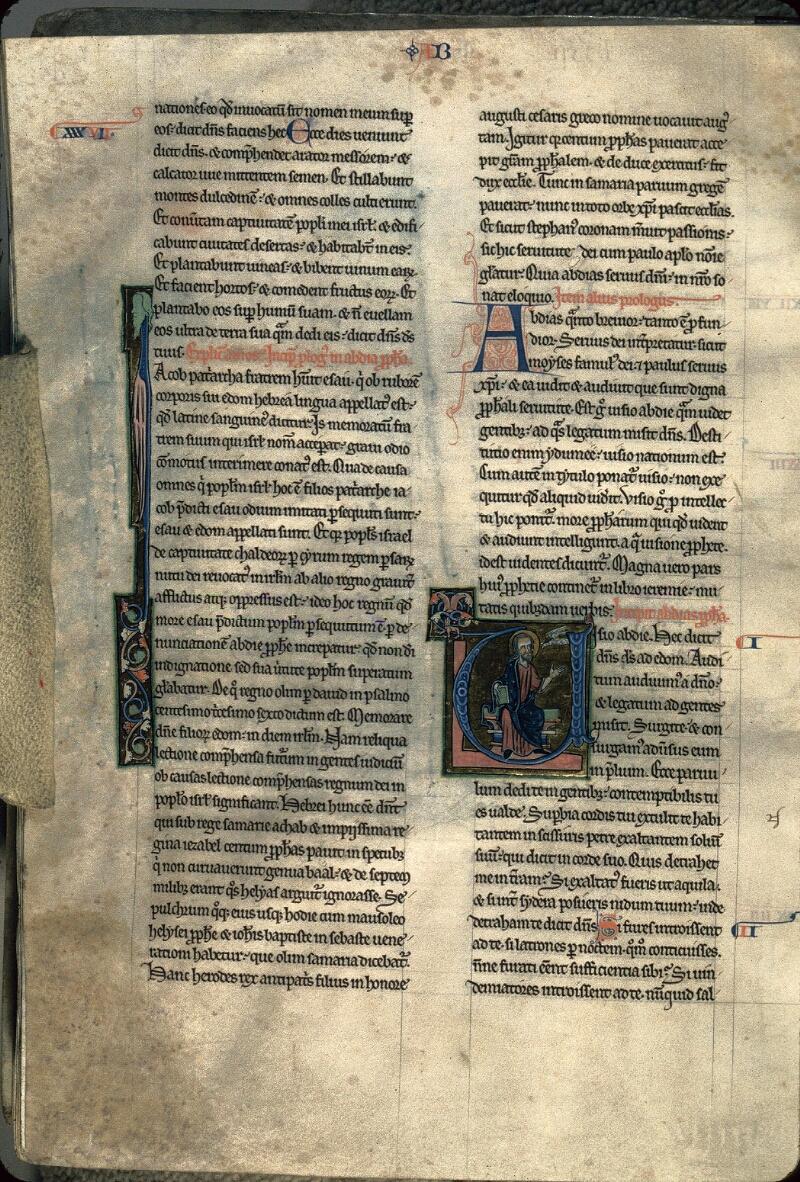 Avranches, Bibl. mun., ms. 0003, f. 183v - vue 1