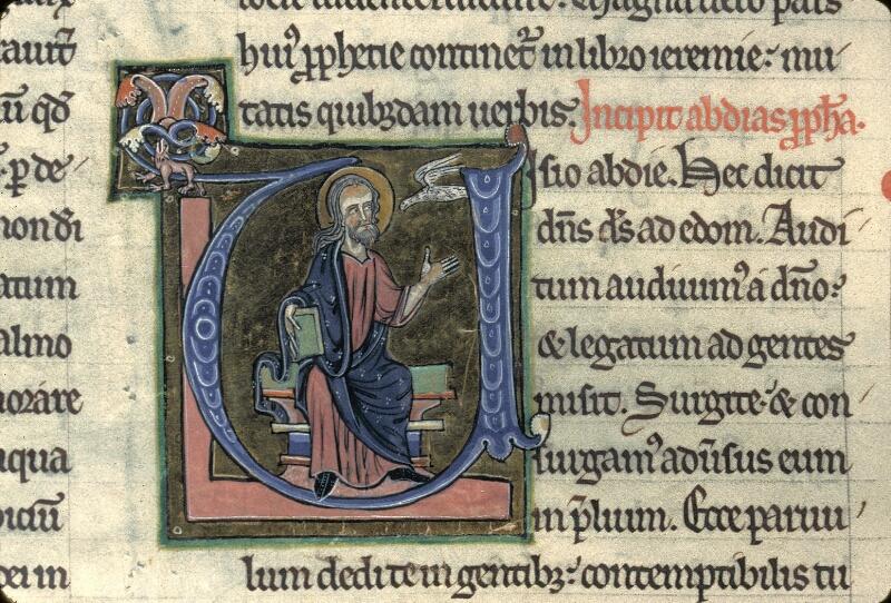 Avranches, Bibl. mun., ms. 0003, f. 183v - vue 2