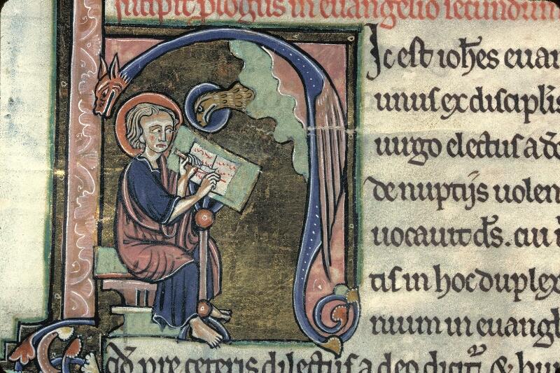 Avranches, Bibl. mun., ms. 0003, f. 237 - vue 2