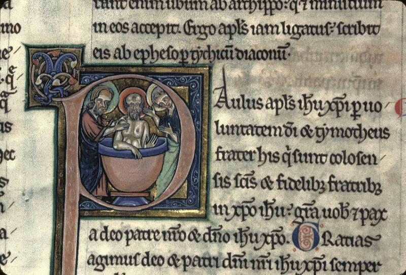Avranches, Bibl. mun., ms. 0003, f. 289 - vue 1
