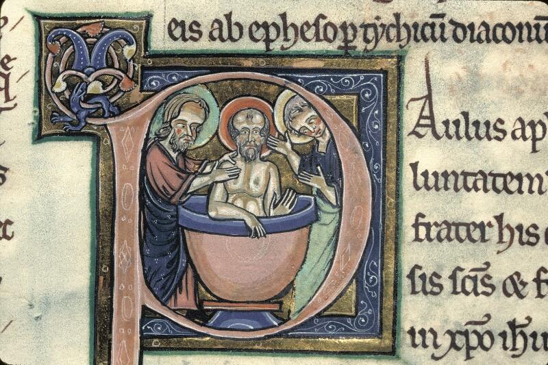 Avranches, Bibl. mun., ms. 0003, f. 289 - vue 2