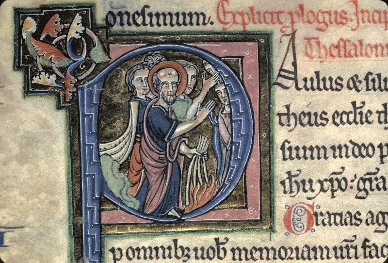 Avranches, Bibl. mun., ms. 0003, f. 290v - vue 2