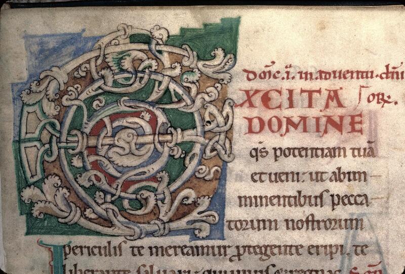 Avranches, Bibl. mun., ms. 0041, f. 004 - vue 2