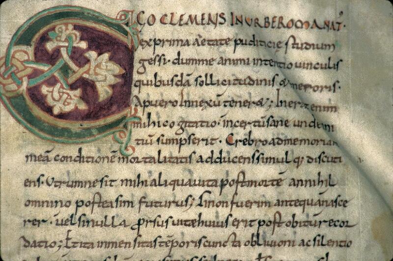 Avranches, Bibl. mun., ms. 0050, f. 003