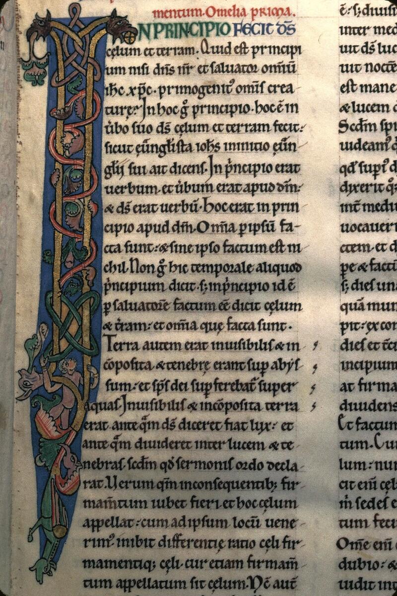 Avranches, Bibl. mun., ms. 0052, f. 002 - vue 2
