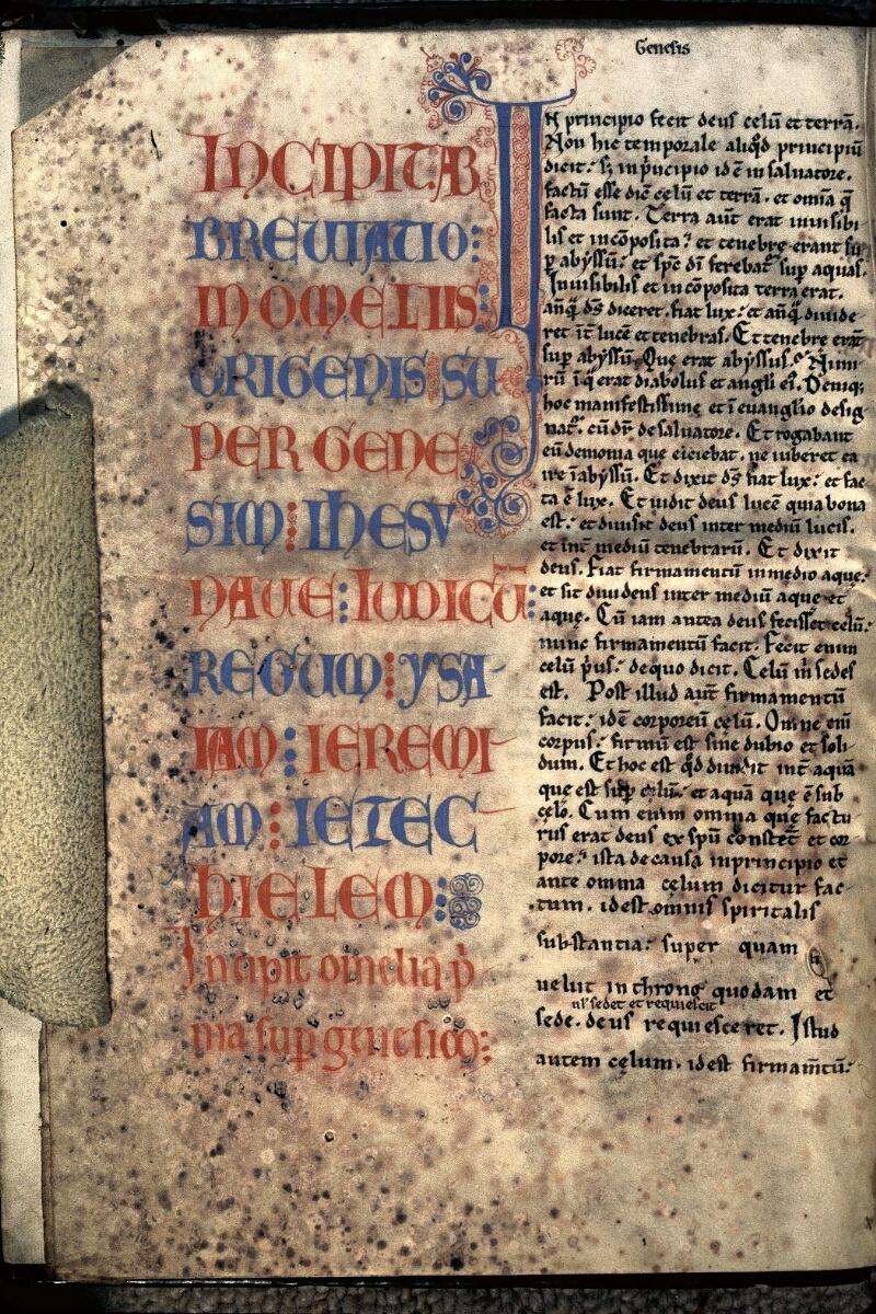 Avranches, Bibl. mun., ms. 0053, f. 003v