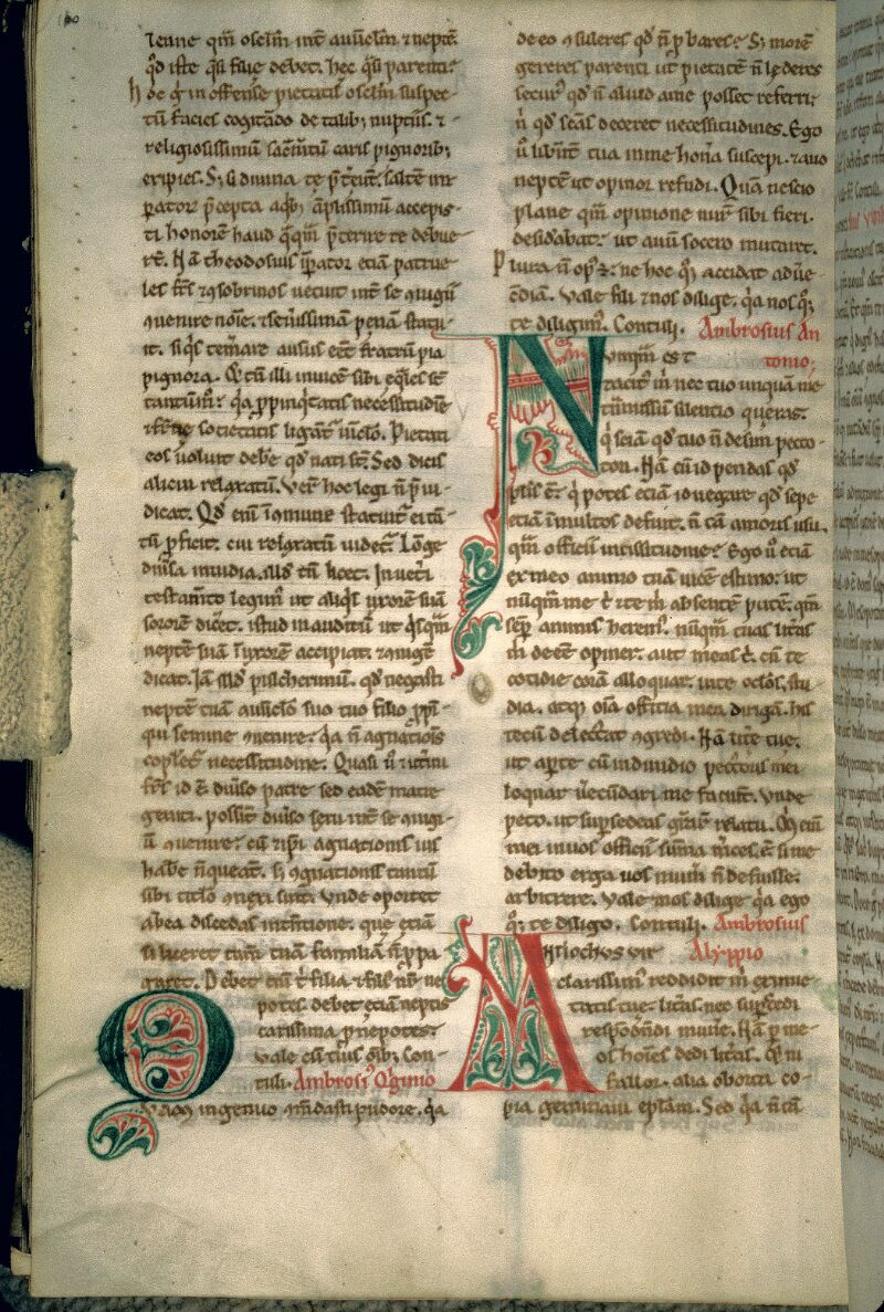 Avranches, Bibl. mun., ms. 0062, p. 110