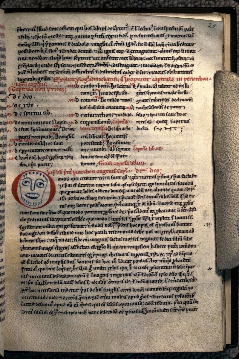 Avranches, Bibl. mun., ms. 0066, f. 020