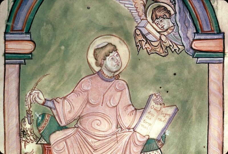 Avranches, Bibl. mun., ms. 0075, f. C v - vue 3