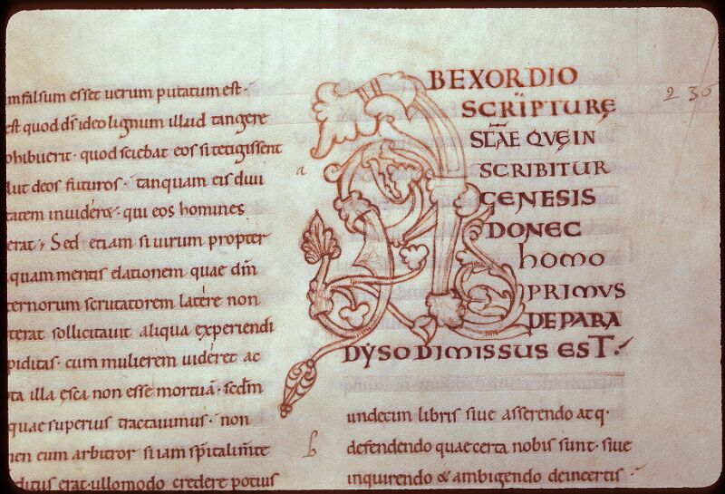 Avranches, Bibl. mun., ms. 0075, p. 236
