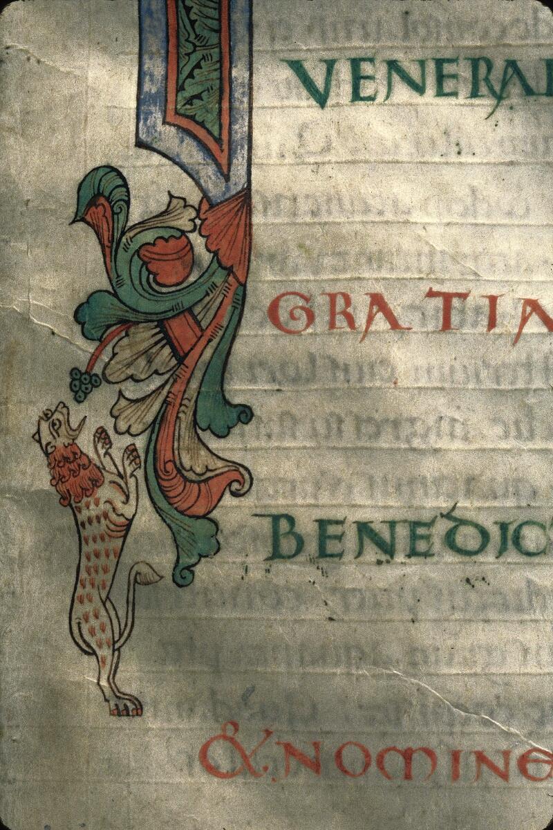 Avranches, Bibl. mun., ms. 0101, f. 023 - vue 2