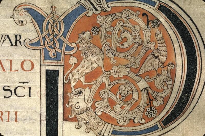 Avranches, Bibl. mun., ms. 0101, f. 077v - vue 2