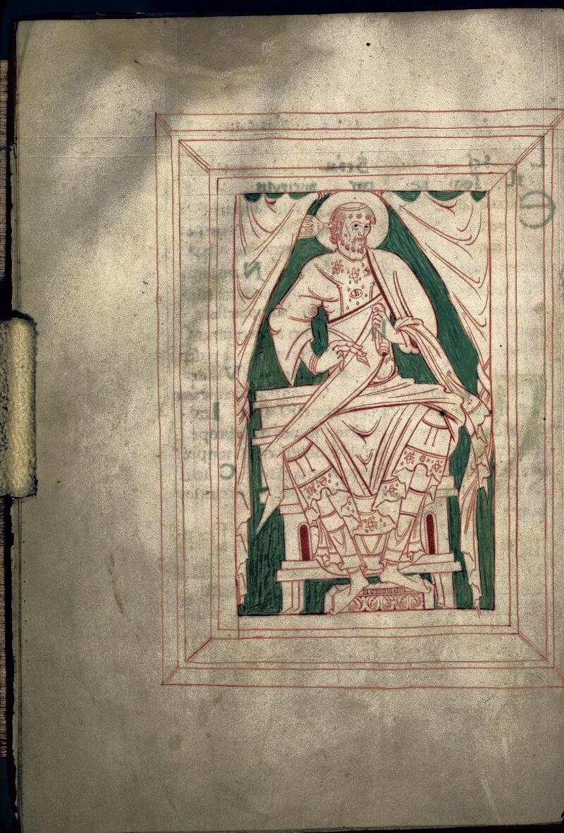 Avranches, Bibl. mun., ms. 0103, f. 004v - vue 1