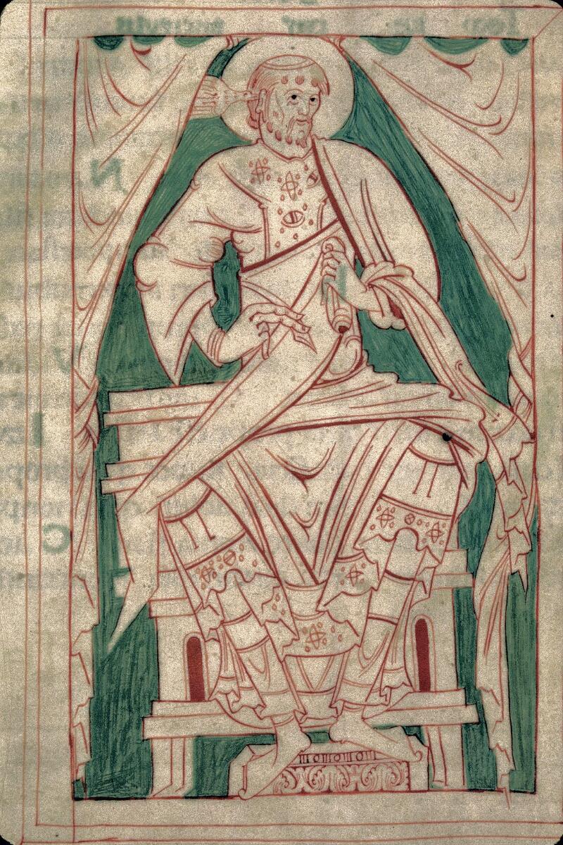 Avranches, Bibl. mun., ms. 0103, f. 004v - vue 2