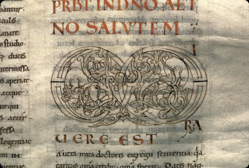Avranches, Bibl. mun., ms. 0107, f. 068 - vue 2