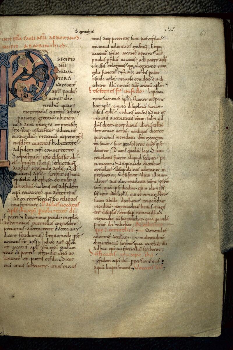 Avranches, Bibl. mun., ms. 0115, f. 067