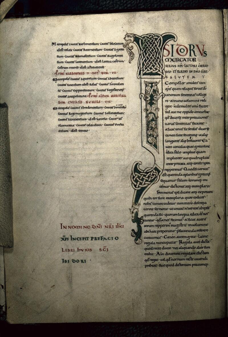Avranches, Bibl. mun., ms. 0146, f. 002v
