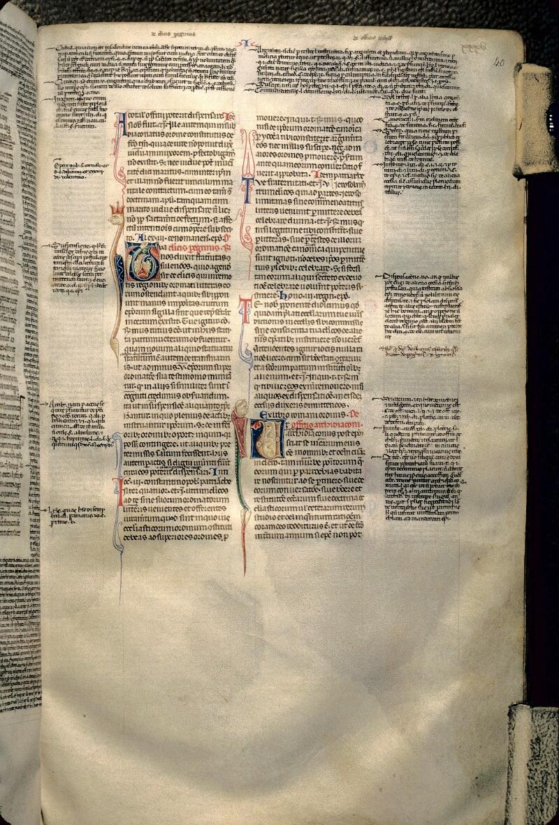 Avranches, Bibl. mun., ms. 0150, f. 040