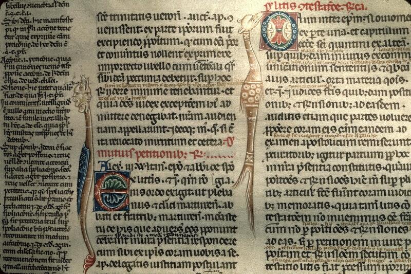 Avranches, Bibl. mun., ms. 0150, f. 066 - vue 2