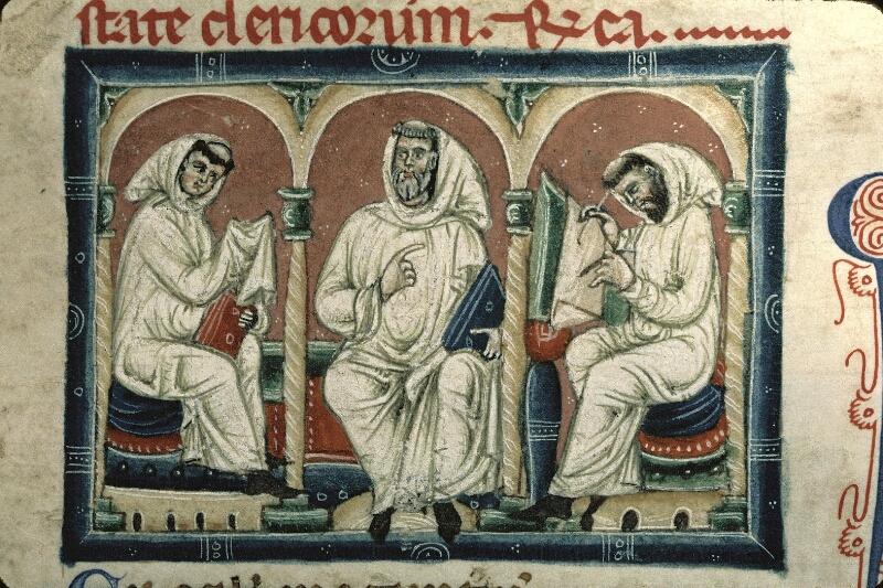 Avranches, Bibl. mun., ms. 0150, f. 113 - vue 2