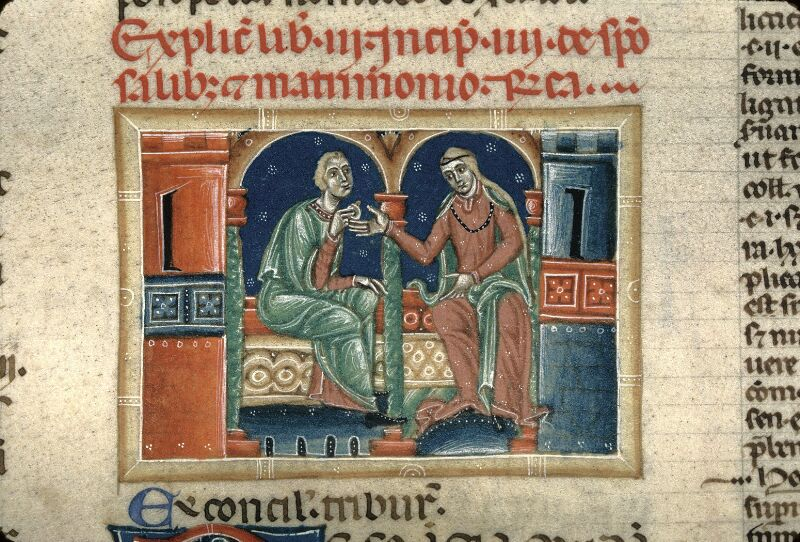 Avranches, Bibl. mun., ms. 0150, f. 162 - vue 2