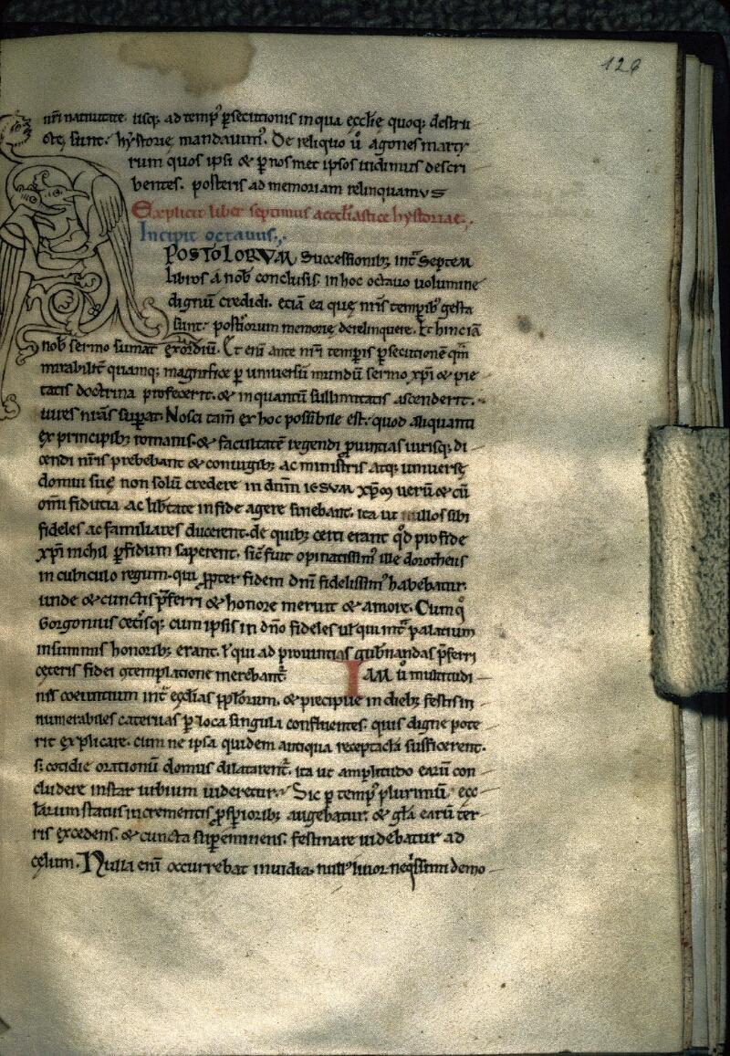 Avranches, Bibl. mun., ms. 0161, f. 126