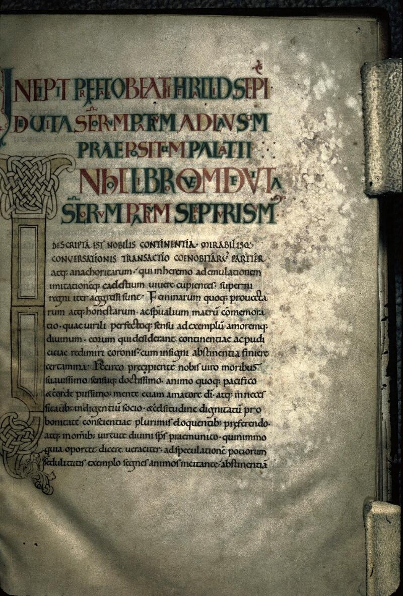 Avranches, Bibl. mun., ms. 0163, f. 003