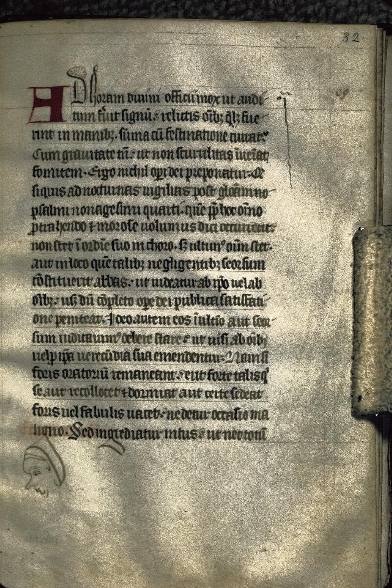 Avranches, Bibl. mun., ms. 0169, f. 032