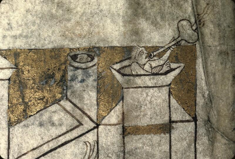 Avranches, Bibl. mun., ms. 0210, f. 004v - vue 4