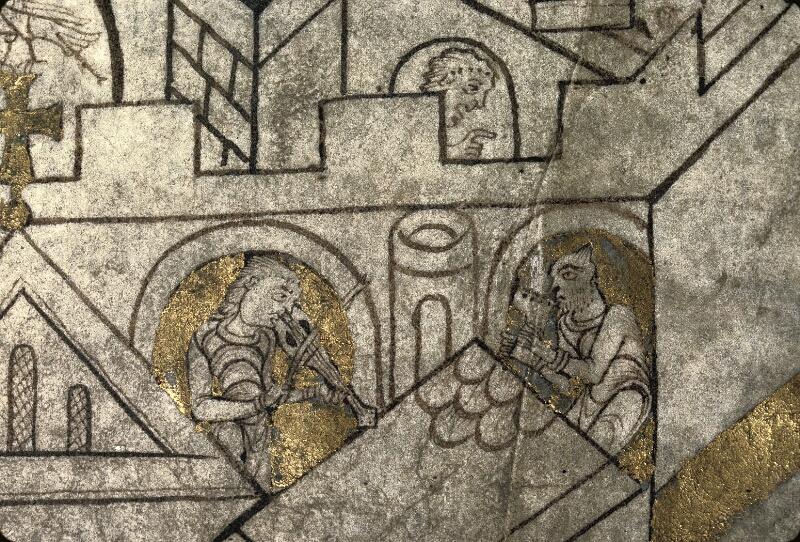 Avranches, Bibl. mun., ms. 0210, f. 004v - vue 6