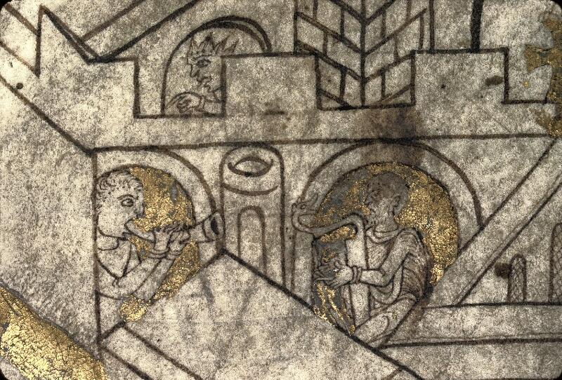 Avranches, Bibl. mun., ms. 0210, f. 004v - vue 7