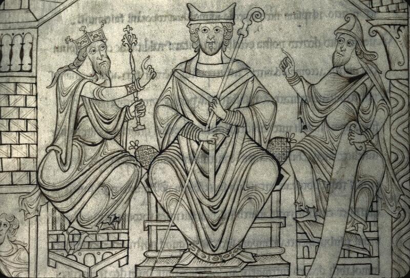 Avranches, Bibl. mun., ms. 0210, f. 019v - vue 2