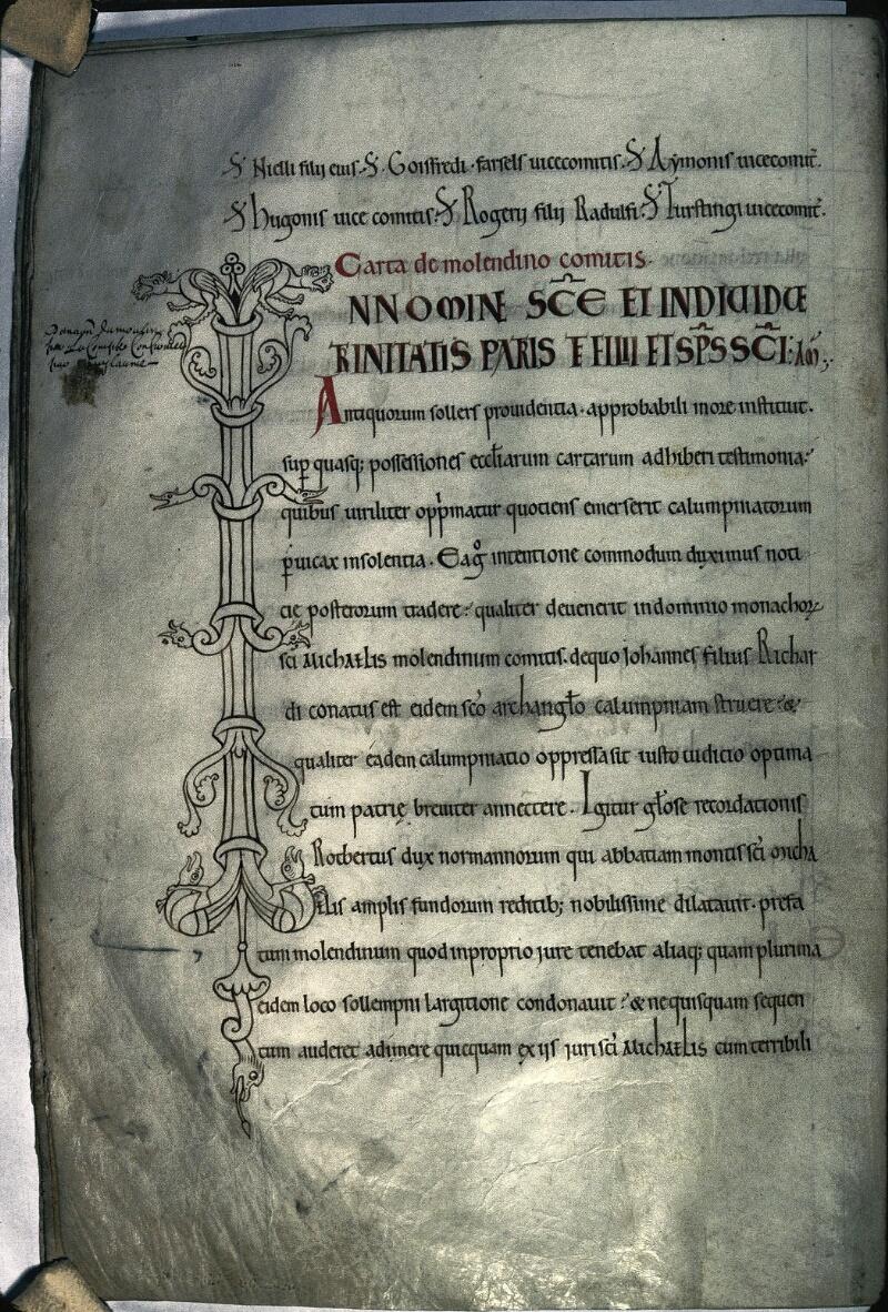 Avranches, Bibl. mun., ms. 0210, f. 027v - vue 1