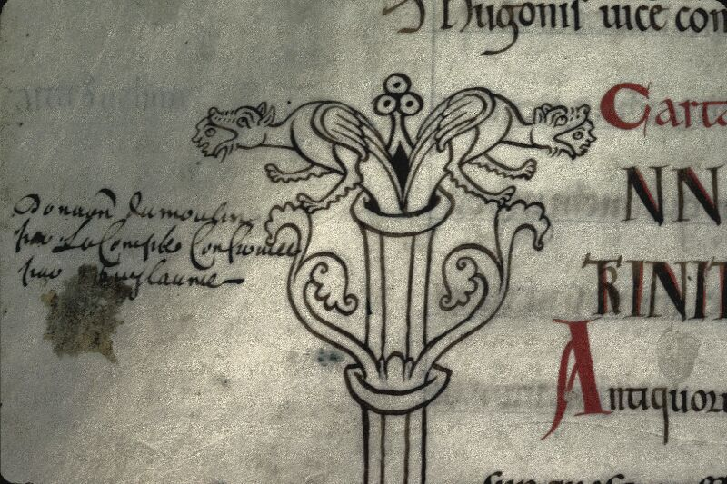 Avranches, Bibl. mun., ms. 0210, f. 027v - vue 2