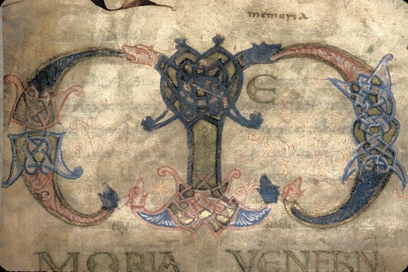 Avranches, Bibl. mun., ms. 0211, f. 156 - vue 2
