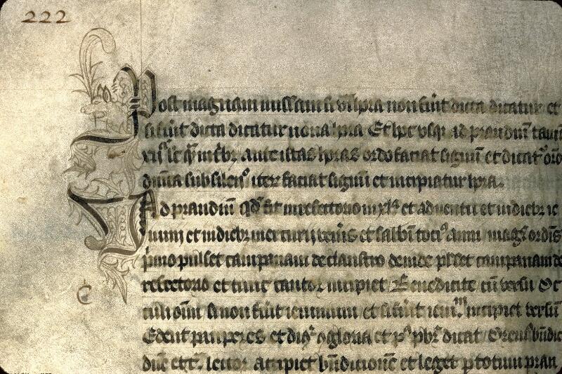 Avranches, Bibl. mun., ms. 0214, p. 222