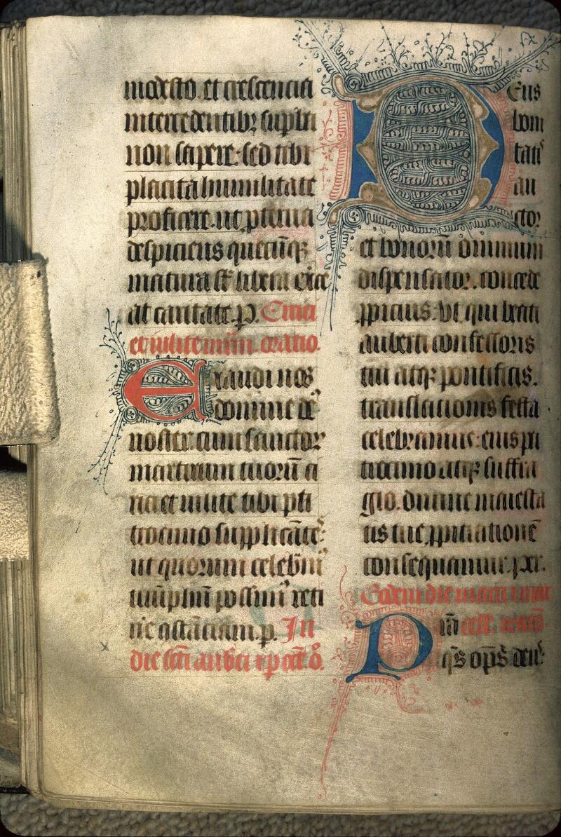 Avranches, Bibl. mun., ms. 0215, f. 101v