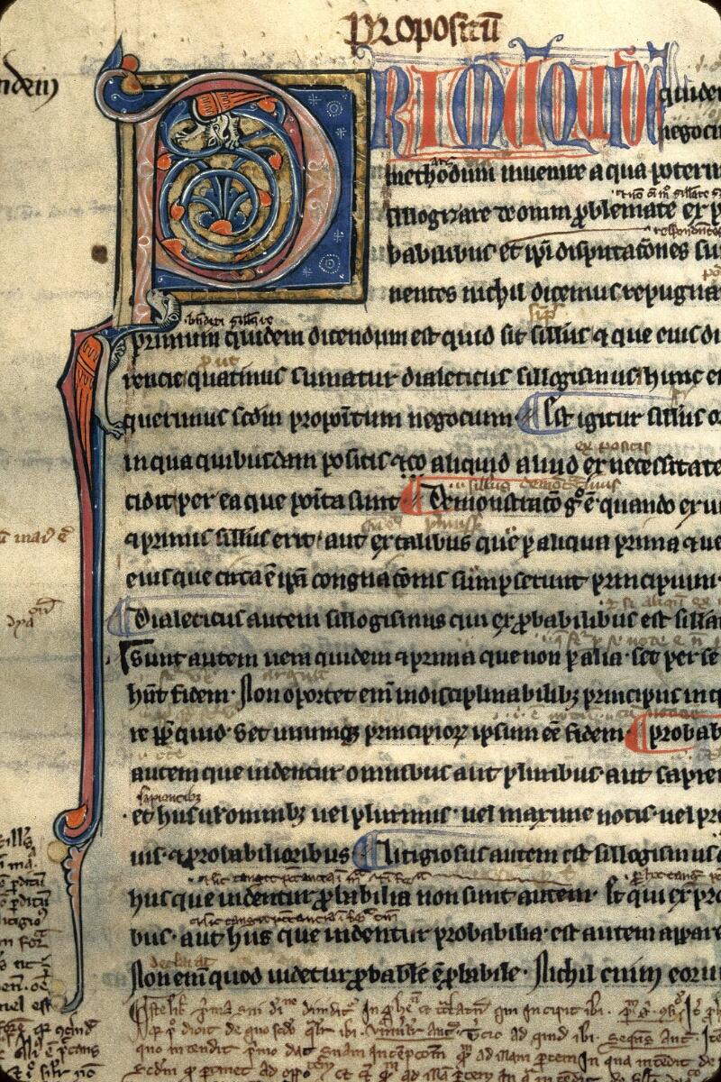 Avranches, Bibl. mun., ms. 0227, f. 034 - vue 2