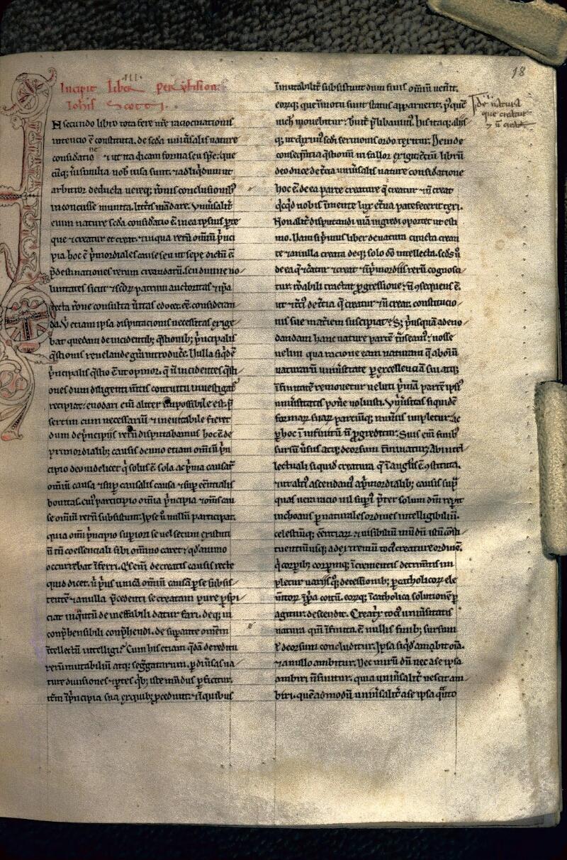 Avranches, Bibl. mun., ms. 0230, f. 018 - vue 1