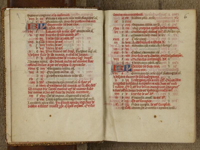 Bayeux, Bibl. mun., ms. 0058, f. 005v-006